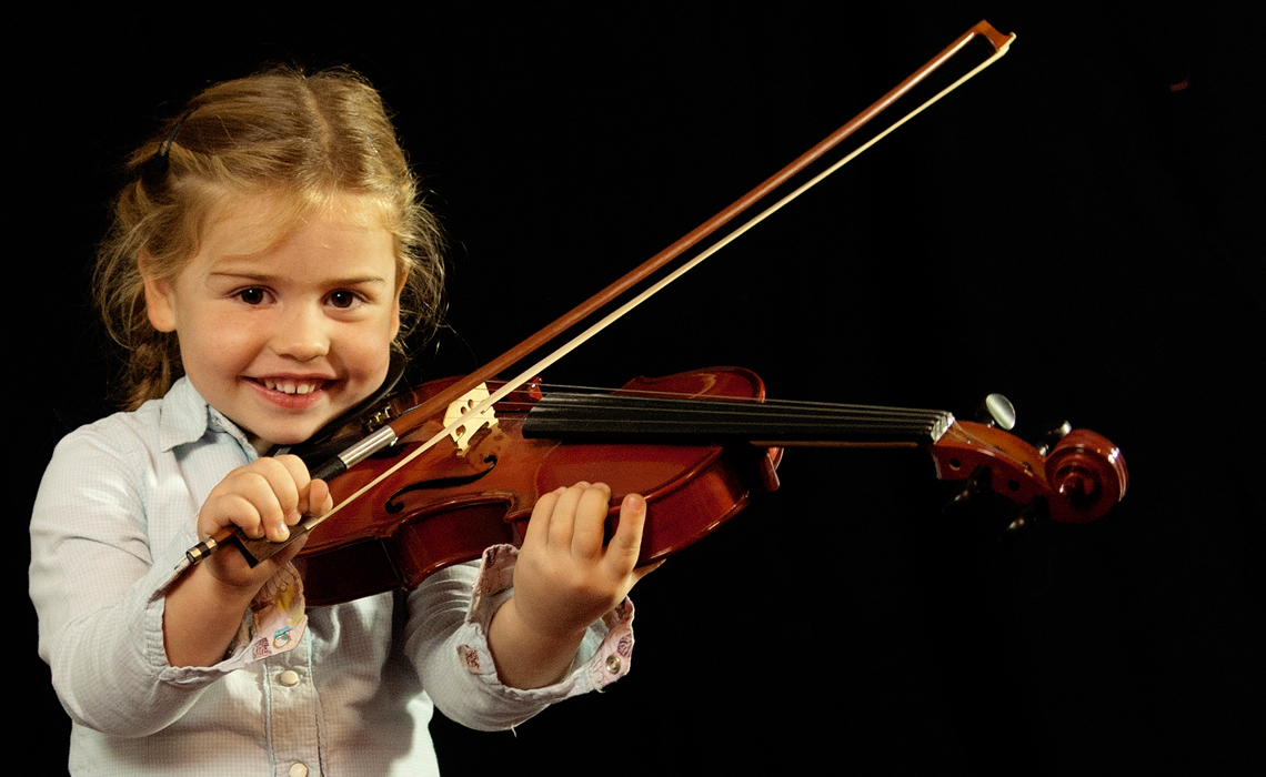 Muzieklessn, lessen dans en drama van goede kwaliteit